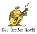 Turtles rock Keepsake Boxes