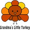 Grandma's Little Turkey