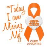 I Wear Orange My Nana Memory Today Am
