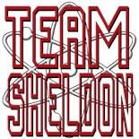 Team Sheldon Geek