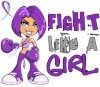 Pancreatic Cancer Fight Like Girl