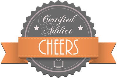 Certified Addict: Cheers