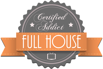 Certified Addict: Full House