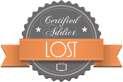 Certified Addict: LOST