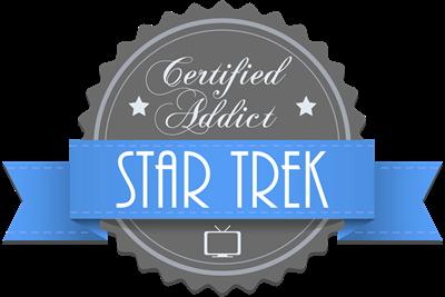 Certified Addict: Star Trek