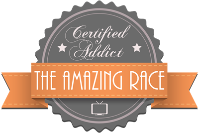 Certified Addict: The Amazing Race