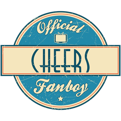 Official Cheers Fanboy