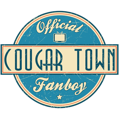 Official Cougar Town Fanboy