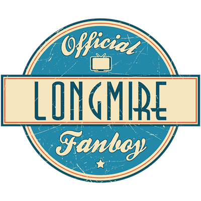 Official Longmire Fanboy