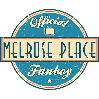 Official Melrose Place Fanboy