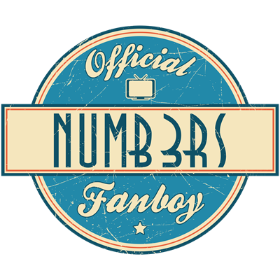 Official Numb3rs Fanboy