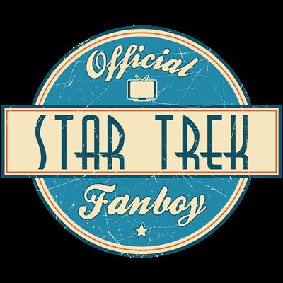 Official Star Trek Fanboy