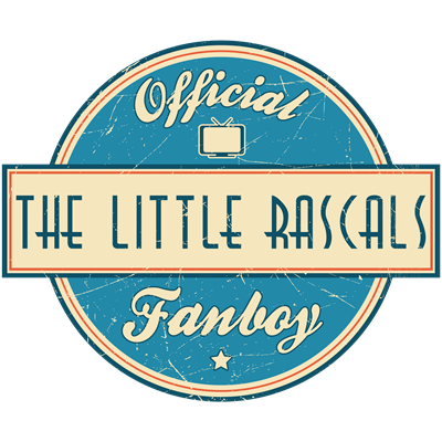Official The Little Rascals Fanboy