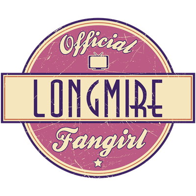 Official Longmire Fangirl