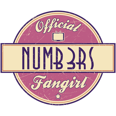 Official Numb3rs Fangirl