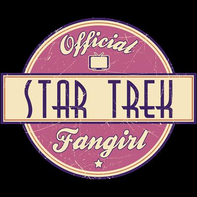 Official Star Trek Fangirl