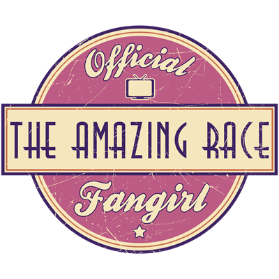 Official The Amazing Race Fangirl