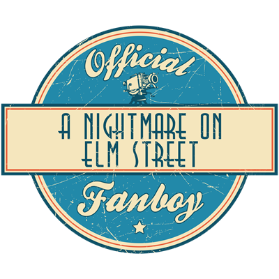 Official A Nightmare on Elm Street Fanboy