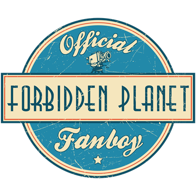 Official Forbidden Planet Fanboy