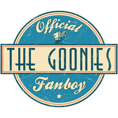 Official The Goonies Fanboy
