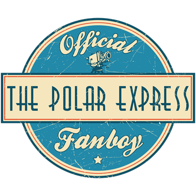 Official The Polar Express Fanboy