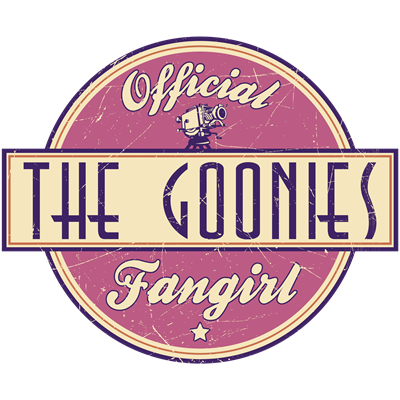Official The Goonies Fangirl