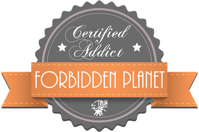 Certified Addict: Forbidden Planet