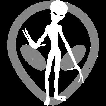 Distressed Alien