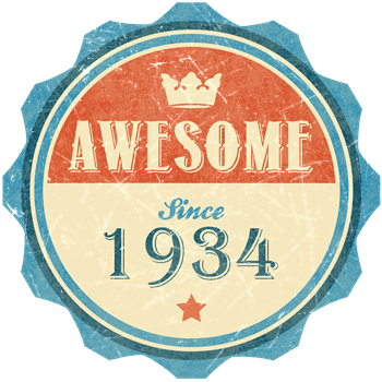 Awesome Since 1934