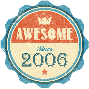 Awesome Since 2006