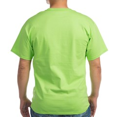Silver Muzzle Club Green T-Shirt