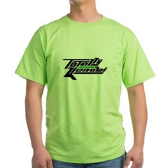 TOTALLY KENOBI (Jedi Luke) Green T-Shirt