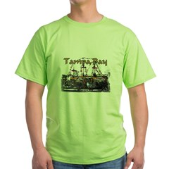 Tampa Palms Black Ash Grey Green T-Shirt