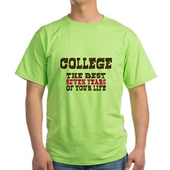College Green T-Shirt