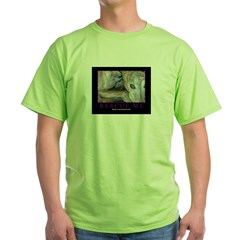 Rescue Me Green T-Shirt