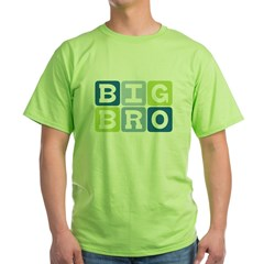 Big Bro Green T-Shirt