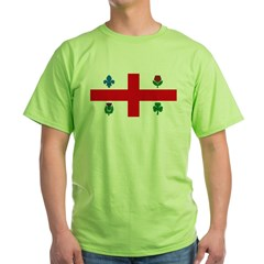 Montreal Flag Green T-Shirt
