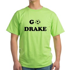 Go Names (Letters A-D) Green T-Shirt