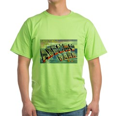 AshburyPark2Trans Green T-Shirt