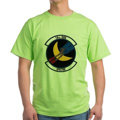 16th Special Operations Squadron Ash Grey Green T-Shirt