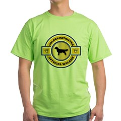golden t Green T-Shirt
