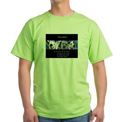 chance.jpg Green T-Shirt
