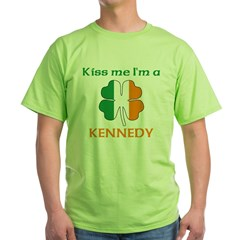 Kennedy Family Green T-Shirt
