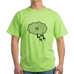 raincloudvint Green T-Shirt