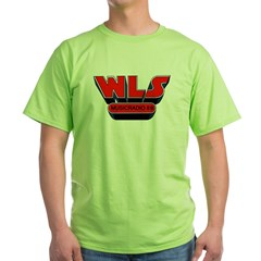 WLS Chicago '76 Green T-Shirt