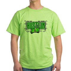 Hustlin' Green T-Shirt