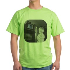 TV Green T-Shirt