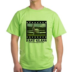 Fast Glass Green T-Shirt