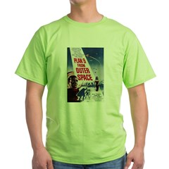 $19.99 Plan 9 from Outer Space Green T-Shirt