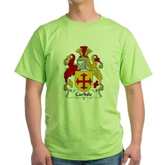 Carlisle Family Cres Green T-Shirt
